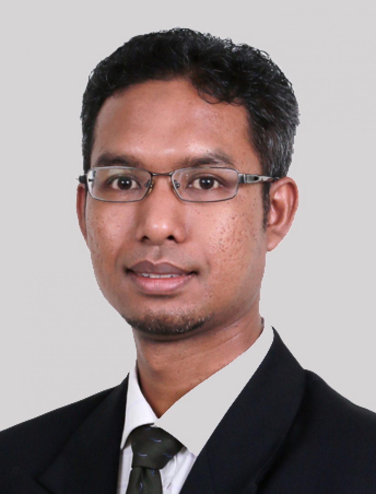 Assoc. Prof. Dr. Amir Shaharuddin